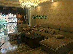 龙腾锦城全新装修带家具家电出售位置安静清雅