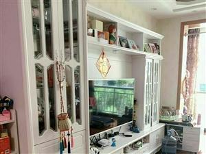龙腾锦城89平米两室可改为3室精装修带家具家电出售