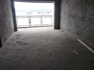 龙腾锦城黄金电梯房13楼毛坯明厨明卫