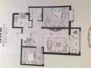 东关领尚城2室 2厅 1卫69万元