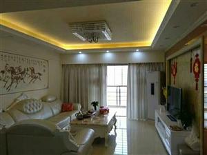 蓝溪国际 高层 精装3室 2厅 116平132万元