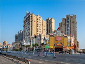 固镇尚达商业中心临街旺铺商业楼招租