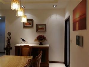 玫瑰湾小区三室两厅家具家电齐全拎包入住出租