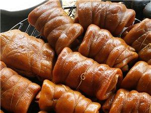 果木烤鴨卍肉食涼菜