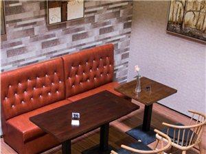 威尼斯人网站餐厅沙发定做,实木卡座沙发定制