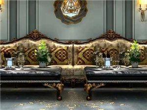 威尼斯人网站酒吧沙发,清吧卡座沙发定制厂家
