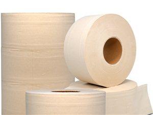 商用大盤紙大卷紙卷筒紙 酒店賓館廁所衛生紙擦手紙