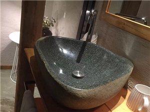 专业制作天然石头洗脸盆,小便池,拖把池等