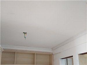 粉刷涂料旧房翻新拆除泡水墙面修复乳胶漆拆除
