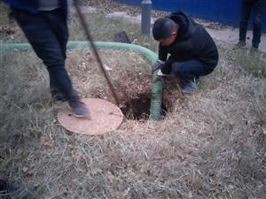 鄭州污水管道疏通,污水井清理專業化糞池清理公司。
