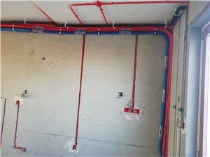 專業樓房改電,安裝燈具