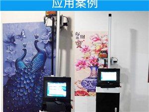三喷头墙体喷绘机3D打印机文化墙喷图机绘画机