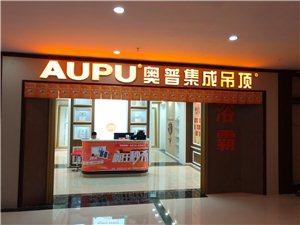 AUPU奧普集成吊頂浴霸沂水旗艦店