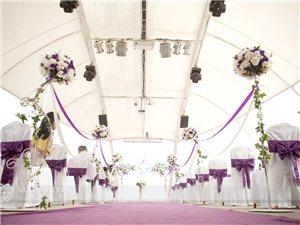 一场纯洁优雅的白色婚礼,用一生相守爱的承诺