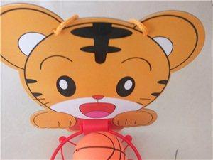 墙壁挂式儿童篮球架