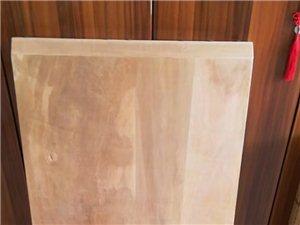 出售梨木案板,柳木墩子