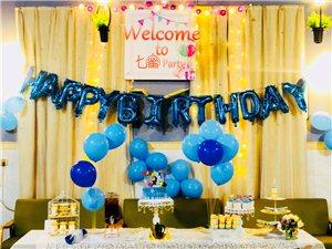 本店承接蛋糕-甜品台-派对-