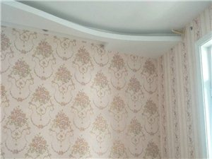 家工装贴壁纸刷涂料乳胶漆拆除列逢修补
