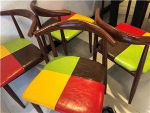 餐饮店二手桌椅转让
