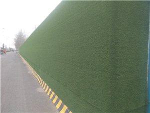 郑州人造草坪厂家 市政围挡草坪假草墙
