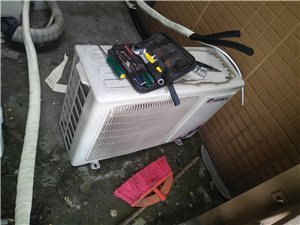 简阳志高空调安装维修加氟
