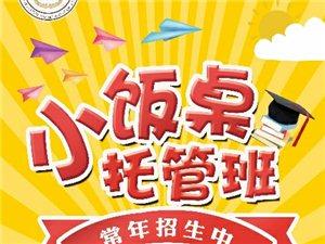 陇南铭启文化艺术教育学校,小饭桌托管班,常年招生中