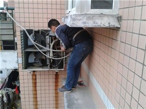 温江空调维修加氟安装
