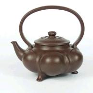 专营紫砂壶大沁白茶