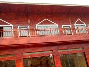 专业石膏吊顶集成吊顶铝方通隔珊防腐木