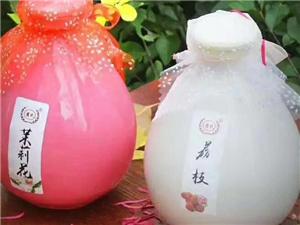 贵州黄氏花果酒厂家招商