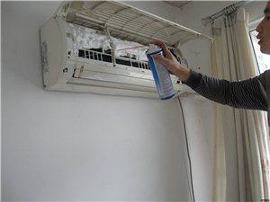 大足專業,空調清洗,維修,加氟