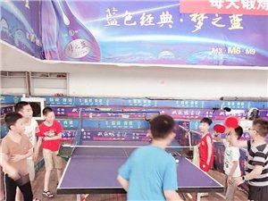 體育中心體育館乒乓球培訓中心暑期招生