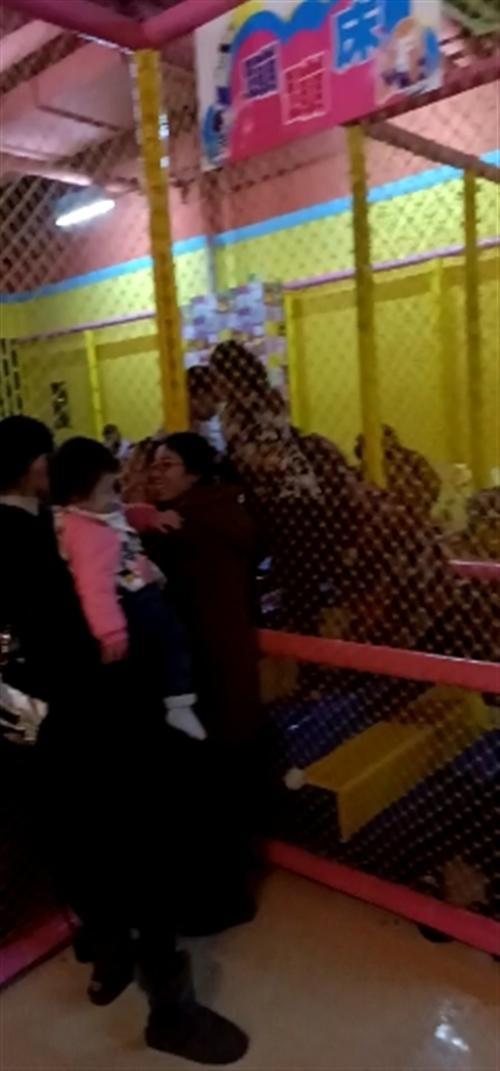 万家乐孕婴童生活馆游乐场