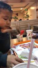 发现一名孩子行为怪异