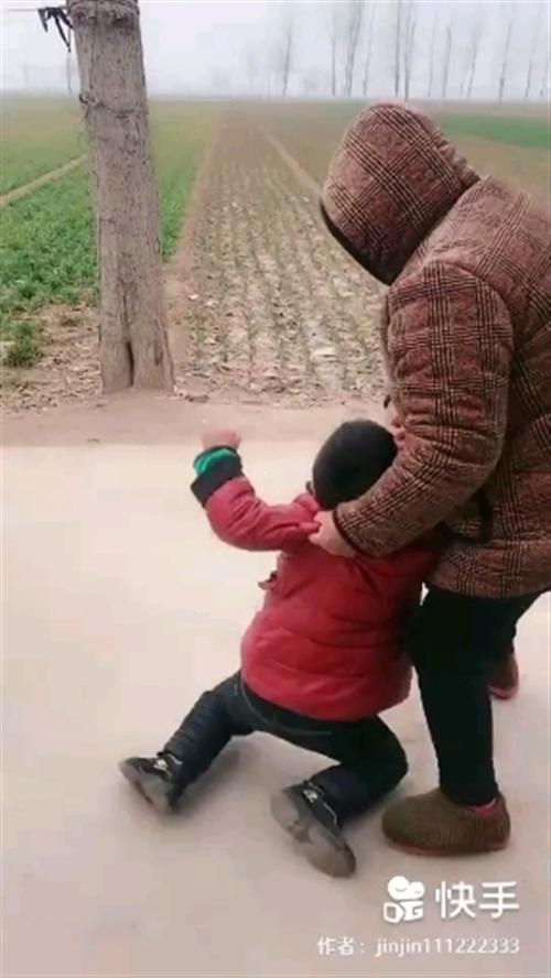 家人走了,孩子哭死!睢县人不容易……