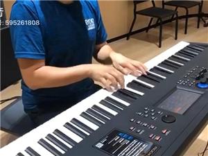 雅马哈MoDX8合成器,泰利琴行山东独家包销