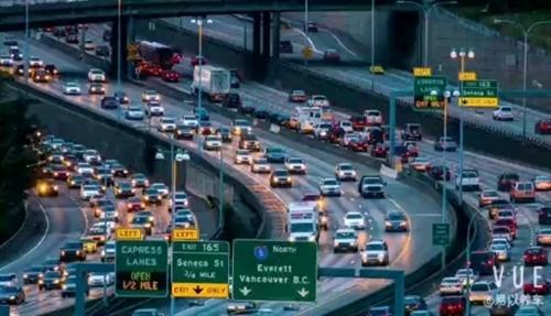 车载智能广告屏