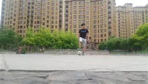 花式足球?