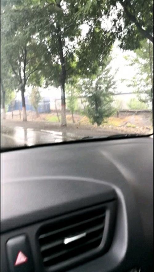6月5日,移动测速雨天出勤
