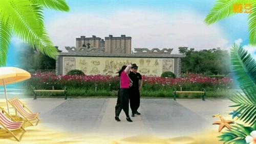宝丰弘博会计水兵舞展示
