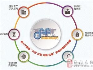 良之隆·2017第五届中国食材电商节全面启动
