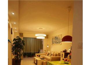 我和媳妇共同装修的89平两室两厅,仅花5.5万!