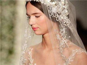 巧用配饰让你的婚纱变得更美3
