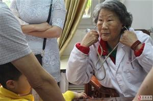 每读一次都多一份感动《记县中医院退休医生刘文璋老人》