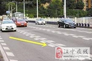 很多车主都在路面上这四个标志吃过亏