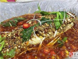 热烈庆祝建水宏旺纸上烤鱼入驻建水在线美食街