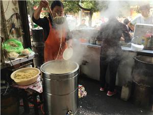 推荐!快看看?#20999;?#38544;藏在潢川各巷子里的美味早餐,你都吃过几家?