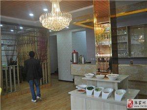 """龙山镇第一家高大上的清真餐厅""""古镇老码头""""邀请您!"""