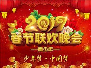 """2017?#21543;?#24180;梦・中国梦""""淮安市青少年春节联欢晚会"""