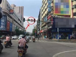 【请转告】台城这个路口禁止左转啦,各位司机们要留心!